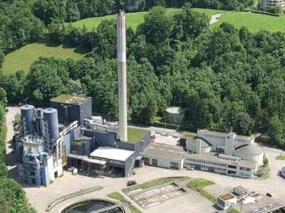 Hochbau Umbau Kehrichtheizkraftwerk