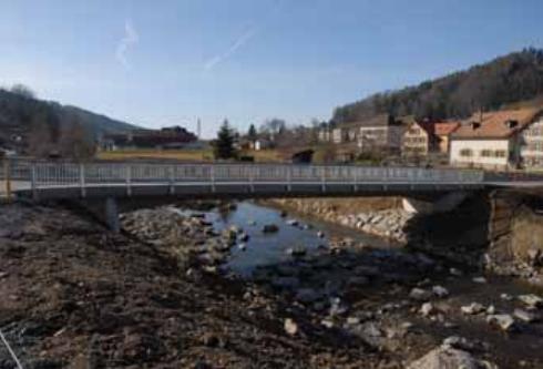 Tiefbau Brückenbau